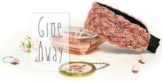 Rebellious yet Romantic - Give away - win Asos wide roses headband