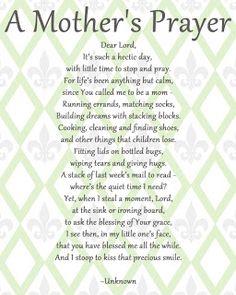 Mother's Prayer To My 3 Fav Men in my Blessed Life !!! I Love You JCR