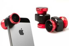 Olloclip 4in1 iPhone lens 650x433 Awesome iphone Lens