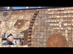 페미경 TV 도예가 박종식작가---중남미문화원 도자벽화