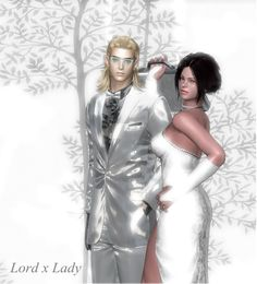 ~White Satin~ by FriendlyB0Y  Valentines Day by AngelMaryOfHeaven Lady Mary, God s Wife, Lord , Deus , Capcom , Hideaki Itsuno, デビルメイクライ DMC レディ デビルハンター 主 卿 大天使 刺客 卿 , Lady s Partner, Lord OC belongs to Heaven_s_Hitman x-lord-x VVhiteLord