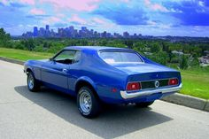 71 Mustang