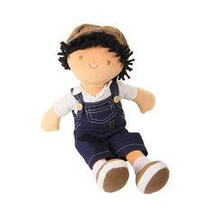 Látková bábika Bonikka chlapec - Joe 38 cm Luigi, Fictional Characters, Fantasy Characters