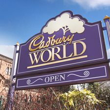 4 Sweet Spots for travel - Cadbury World; Hershey, Pennsylvania; Jelly Belly Factory;  Ben & Jerry's Factory (and what to do while you're there)