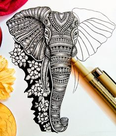 >Mandalas, Zentangles and Doodles. >Sketches of animals >Landscapes >Jewelry Designs Art Drawings Beautiful, Cool Art Drawings, Pencil Art Drawings, Art Drawings Sketches, Mandala Art Lesson, Mandala Artwork, Mandala Drawing, Mandala Doodle, Zentangle Drawings