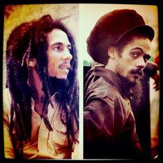 Bob Marley Damian Marley