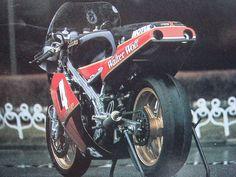 Suzuki RG Γ Walter Wolf