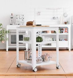 Chega de cozinha engessada: módulos permitem customização extrema