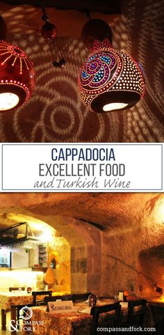 Cappadocia Excellent Food and Turkish Wine http://www.compassandfork.com