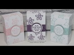 http://intatwynedesigns.co.uk Independent Stampin' Up! UK demonstrator Angelina shares a project with you. To shop ONLINE please click - http://www.intatwyne...