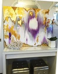 Image result for gold and white abstract art