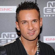 """Chatter Busy: Mike """"The Situation"""" Sorrentino From """"Jersey Shore"""" About Drugs And Rehab"""