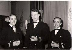Olden days in the Navy