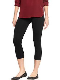Jersey Leggings - these were a great choice to mix in with my chinos and jeans!