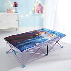 Baby Delight Go with Me Bungalow Deluxe Portable Travel Cot | Best Tent Cots for Camping Folding Structure, Tent Cot, Travel Cot, Cool Tents, Disney Frozen 2, 2 Movie, Slumber Parties, Sleeping Bag, Kid Beds