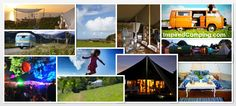 Thinking of looking for a campsite for sale? Want to start a camping business? Thinking of starting a campsite? Want to know about the new trends? This Glamping Business Guide tells you all you need to know to get started, get early business success and jump ahead of the competition.