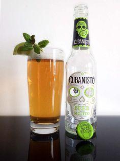 «Le meilleur ambassadeur de Cuba est un bon rhum.» Mojito, Cuba, Beer 101, Officiel, C'est Bon, Bar Cart, Beer Bottle, Drinks, Food