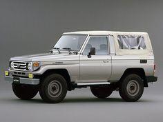 Toyota Land Cruiser Canvas Top (1999 – 2007).