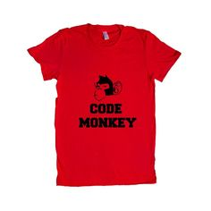 Code Monkey Coding Wifi Internet Nerd Computers Nerds Signal Online Connection Programmer Programming SGAL5 Women's Shirt