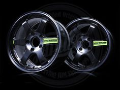 Wheels Black and green stickers