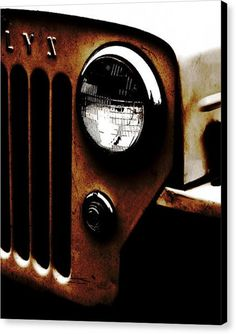 "Thanks to the buyer of a 16"" x 20"" Willys Jeep CJ3B canvas print on 1/29/17! Really appreciate it... Please enjoy :) More Jeep art & Jeep photography for sale on Luke Moore's Pixels page.   #willysjeep"