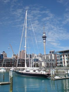 The America's Cup Viaduct Harbour, on Auckland's Waterfront, is a great place to enjoy a beer alfresco.