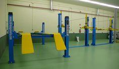 Nuevo taller de RSF - Maquinaria