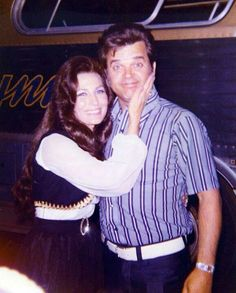 two of my favorites Loretta Lynn and Conway Twitty and I got the pleasure of seeing Ms Loretta close up 8/24/13 and she is still wonderful