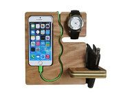 Universal Dock and Charging Station by undulatingcontours on Etsy