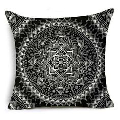 60e9164b7 Decorative Pillow Covers Hamsa Hand Cotton Linen Pillow Cases Square Sofa  Throw Pillowcases Seat