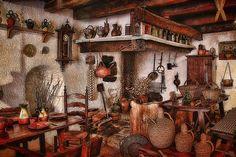 La cocina de la abuela. Breda | Flickr – Compartilhamento de fotos!
