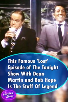 """The stuff of show-biz legend, this famous """"lost"""" episode of The Tonight Show defines the very essence of live television. Haha Funny, Funny Jokes, Hilarious, Funny Sketches, Johnny Carson, Bob Hope, Tonight Show, Comedy Tv, Dean Martin"""