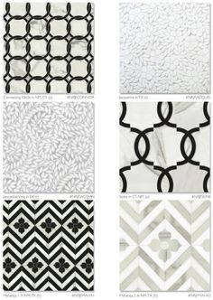 Studium's Silk Road Mosaic Tile Collection