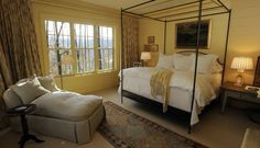 image of kreis beall designs   The master bedroom at the home of Sandy and Kreis Beall in the new ...