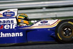 f1pictures: Ayrton Senna Williams - Renault 1994