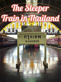 My experience on the overnight sleeper train from Bangkok to Chiang Mai | Twirl The Globe - Travel Blog