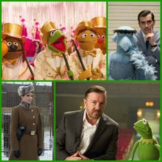 New Teaser Trailer for Disney's MUPPETS MOST WANTED on disneybloggers.blogspot.com