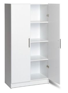 Special Offers - White Storage Cabinet  32W Elite Collection by Prepac Furniture  WES-3264 - In stock & Free Shipping. You can save more money! Check It (May 01 2016 at 11:55AM) >> http://storagecabinetusa.net/white-storage-cabinet-32w-elite-collection-by-prepac-furniture-wes-3264/