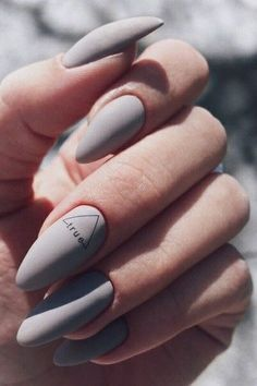 Staying at home, do you want to try a DIY nails? Grunge Nails, Edgy Nails, Classy Nails, Stylish Nails, Swag Nails, Almond Acrylic Nails, Summer Acrylic Nails, Best Acrylic Nails, Fire Nails