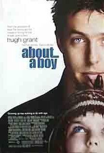 Based on Nick Hornby's best-selling novel, About A Boy is the story of a cynical, immature young man who is taught how to act like a grown-up by a little boy.