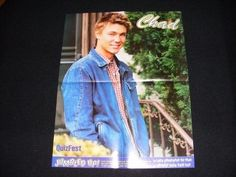 CHAD MICHAEL MURRAY magazine clippings lot No3 with POSTER | Books, Magazine Back Issues | eBay!