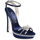 E! Live From the Red Carpet Lola Platform Evening Sandals