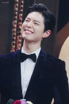 "♡ 2016 kbs drama awards ode to youth // do not edit or remove watermark."" ♡ 2016 kbs drama awards ode to youth // do not edit or remove watermark. Asian Actors, Korean Actors, Park Bo Gum Wallpaper, Park Bogum, Kbs Drama, Love Park, Hallyu Star, Kim Jisoo, Handsome Actors"