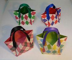 Van kézmozdulatokat Tote Bag | origami szórakozás