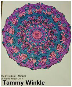 Book: The Dress Book      Dress Mandala