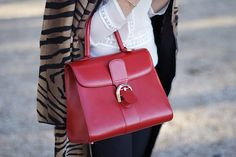 In Love!!! With this ::delvaux:: bag!