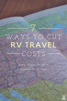 Save Big with these RV Travel Tips