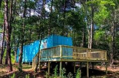 Shipping Container Tiny House on 1 Acre in Fort Payne Alabama For Sale 001 Container Homes For Sale, Shipping Container Homes, Container Houses, Shipping Containers, Tiny Houses For Sale, Tiny House On Wheels, Fort Payne Alabama, Timber Cabin, Tiny House Community