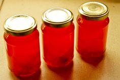 Rosengelee Jam And Jelly, Food Club, Kraut, Mason Jars, Blog, Vegan, Desserts, Recipes, Super