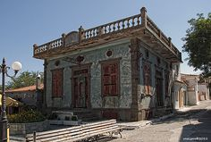 Old grocery shop - Lemnos Island